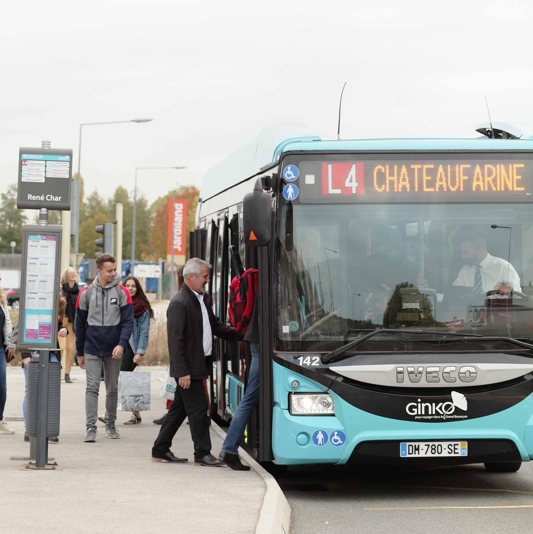 Conducteur de bus H/F
